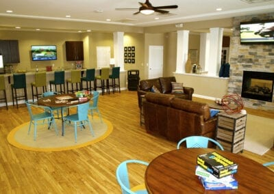 Marcella At Town Center- spacious hall area